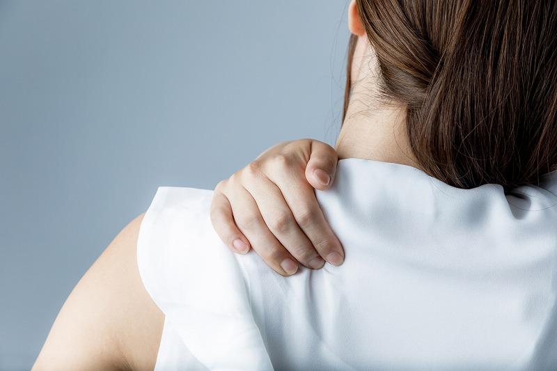 stiff-shoulder