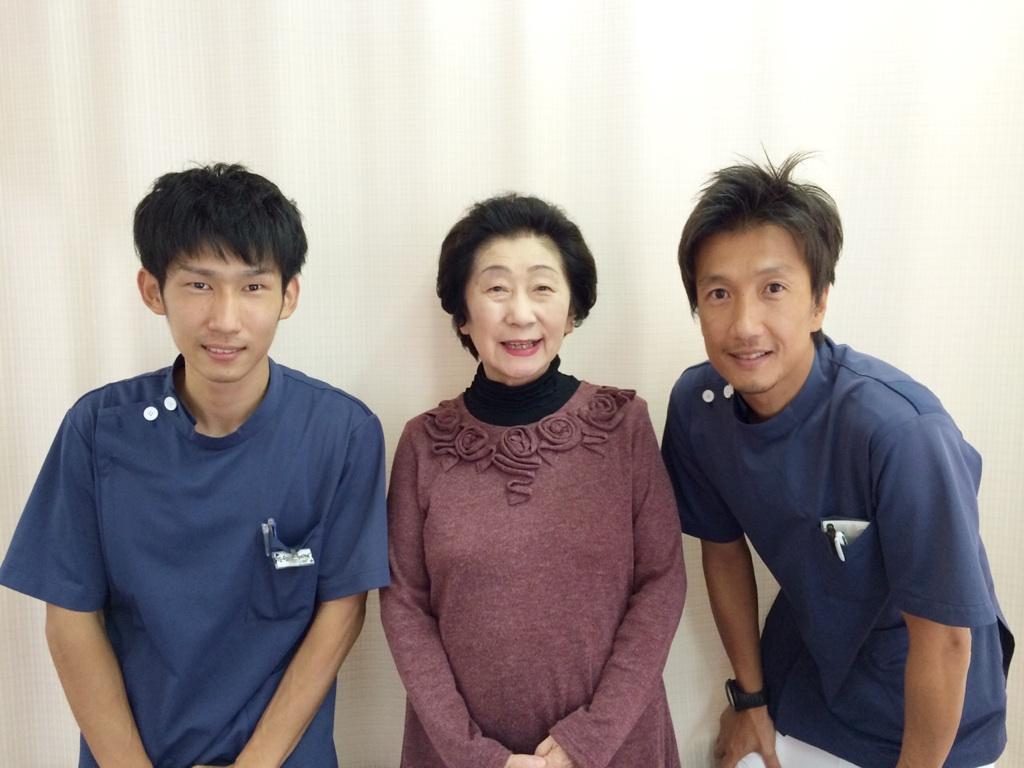 Kyoto City, Kyoto City Okubu Kashiyo, 80s female