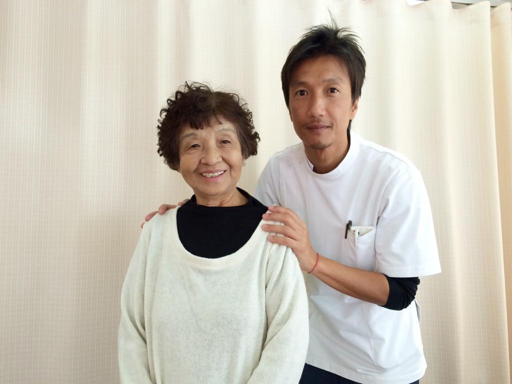 Akemi Kamigyo-ku, Kyoto-shi, 70's female