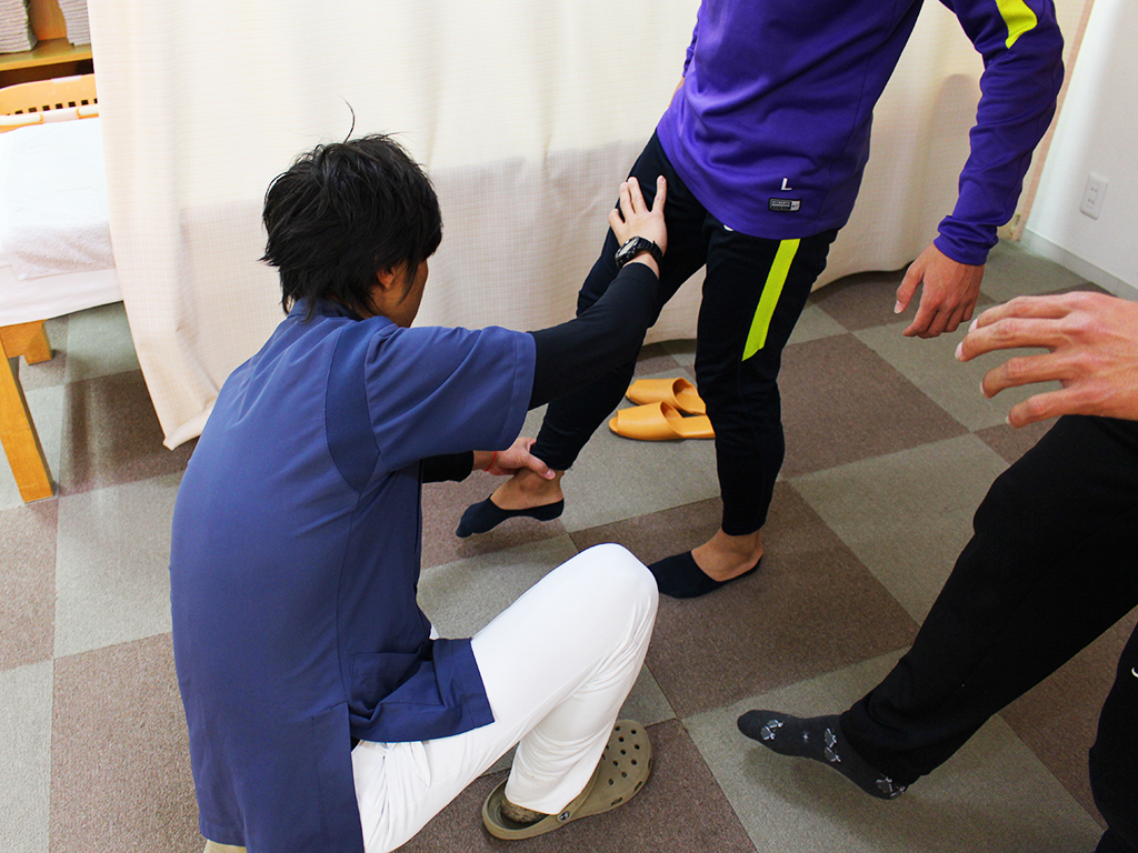 Sports trauma / disorder treatment